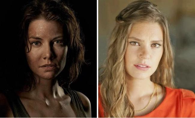 11. Maggie Greene / Aslı Enver