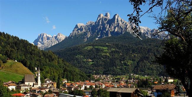San Martino di Castrozza, İtalya