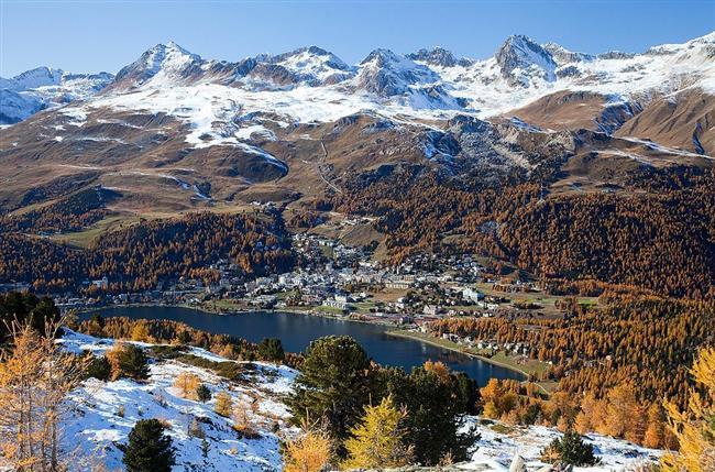 St. Moritz, İsviçre