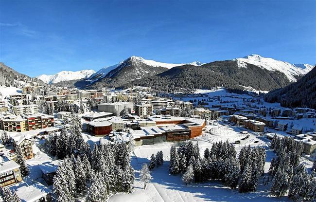 Davos - İsviçre