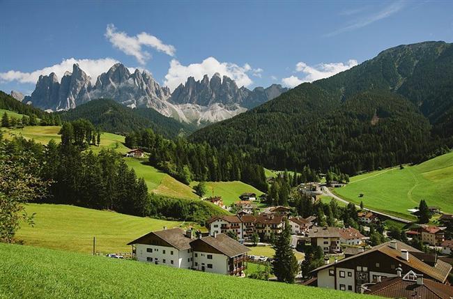 Val di Funes, İtalya