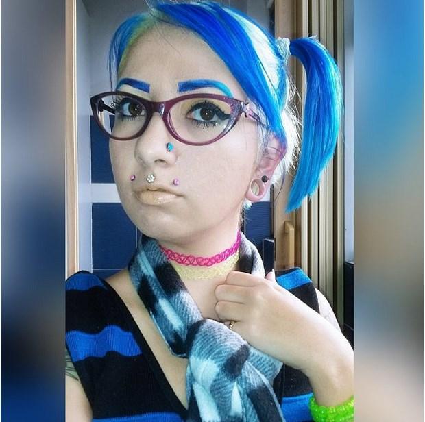Yada mavinin fazlasının sevimli olduğunu ?