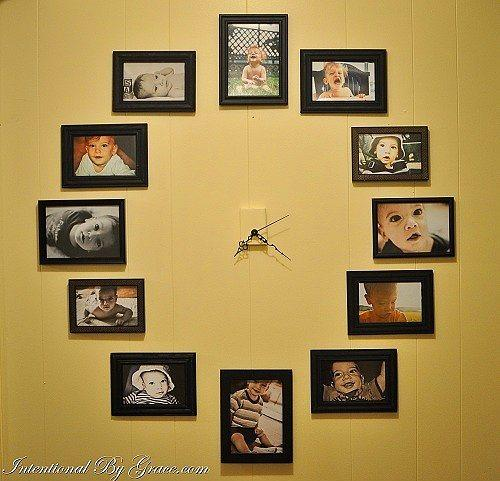 Fotoğraflarınızdan saat... Kabul edin aklınıza hiç gelmemişti.