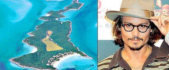 Johnny Depp - Bahamalar