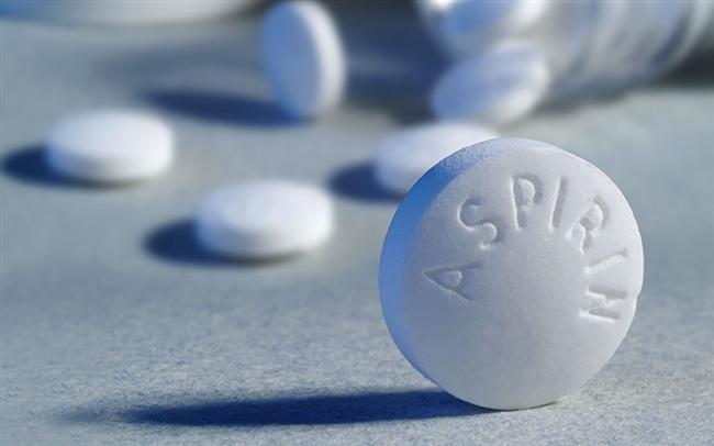 Her gün bir Aspirin kullanın: Her gün alınan bir Aspirin, kalp damar hastalıklarına karşı koruyucu etki gösteriyor.