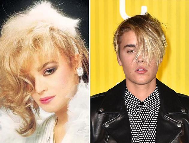 Bergen ve Justin Bieber