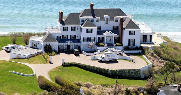 TAYLOR SWIFT bu muhteşem 11.000 metrekarelik ev için 17.000.000$ ödedi.