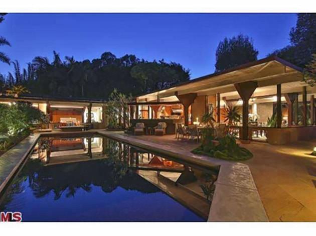 CHRIS MARTIN'in evi 14.000.000$ değerindedir.
