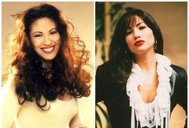 """Selena Quintanilla Perez - Jennifer López, """"Selena"""""""