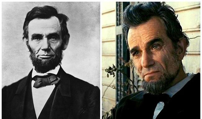 "Abraham Lincoln - Daniel Day-Lewis, ""Lincoln"""