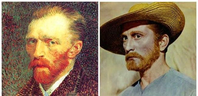 """Vincent van Gogh - Kirk Douglas, """"Lust for Life"""".""""Ölmeyen İnsanlar"""""""