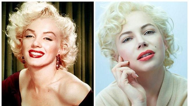 "Marilyn Monroe - Michelle Williams, ""My Week with Marilyn"" ""Marilyn ile Bir Hafta"""