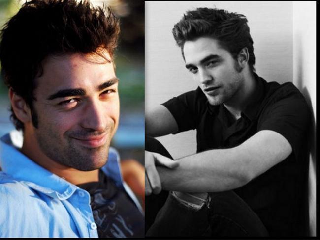 Sarp Levendoğlu- Robert Pattinson