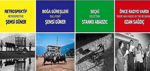 İstanbul Fotoğraf Müzesi'nden Ekim Ayında 4 Yeni Sergi  Türkiye'nin önemli değerlerinden, 2010 yılında kaybettiğimiz Şemsi Güner'in fotoğraf birikiminden seçilen 111 fotoğraftan oluşan ''Retrospektif'' sergisi, sanatçının bugüne kadar günışığına çıkmamış çok sayıda fotoğrafını sanatseverlere sunarken: Artvin'de düzenlenen geleneksel boğa güreşlerini ana tema olarak seçtiği projesi ise ilk kez sanatseverlerle buluşma fırsatı yakalayacak.  Usta fotoğraf sanatçısı Ozan Sağdıç'ın Türkiye Radyo Televizyon (TRT) Kurumu tarafından geçtiğimiz mayıs ayında, İstanbul'da 5 gün boyunca sergilenen ''Önce Radyo Vardı'' sergisi de 1 Ekim'den itibaren İstanbul Fotoğraf Müzesi'nde görülebilecek.  Fotoğraf sanatının Balkanlar'daki en önemli temsilcilerinden biri olarak kabul edilen ve eserleri Avrupa ve ABD'de birçok galeri tarafından koleksiyonlara kazandırılan Abadzic'in eserlerinin de büyük ilgi görmesi bekleniyor. Abadzic'in eserleri, Timurtaş Onan'ın küratörlüğünde sergilenecek.  Adres: Şehsuvar Bey Mah. KadırgaLiman Cad. No: 60 Kadırga Beyoglu/İstanbul