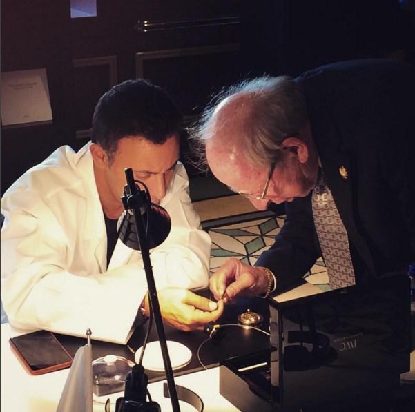 Mustafa Sandal  Kurt Klause ile birlikte mekanizma söküp taktık:)