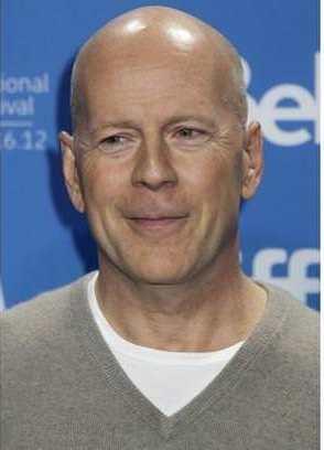 Bruce Willis: Idar-Oberstein, Batı Almanya