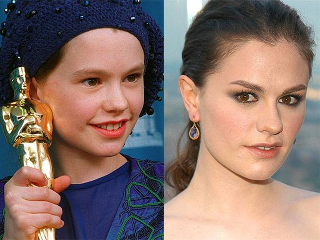 Anna Paquin  Daha 11 yaşındayken Piyano (1993) filmindeki oyunculuğuyla övgüleri toplamıştı. Yıllar geçti ve True Blood, X-Men derken şimdi 35 yaşında.