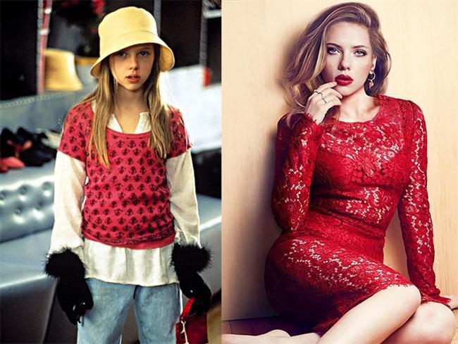 Yetenekleriyle çocukluğundan bu yana kariyerlerinde tutunmayı başarabilmiş kadın oyuncular kimmiş birlikte bakalım...  Scarlett Johansson