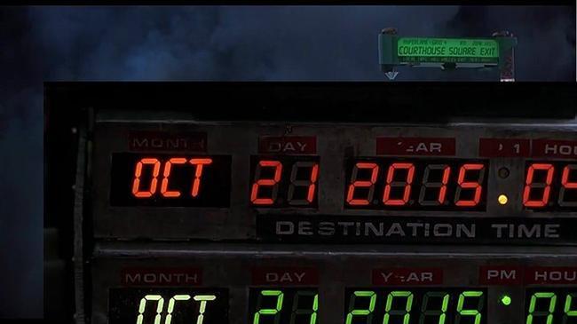 İzleyenler hatırlar. Back To The Future 2 (Geleceğe Dönüş 2) filminde kahramanlarımız Marty McFly ve Doktor Brown zaman makinesi ile 2015 yılına bir yolculuk yaparlar. Filmde 2015 yılı hakkında tahmin edilen ve hala göremediğimiz 12 teknolojiye bir göz atalım...