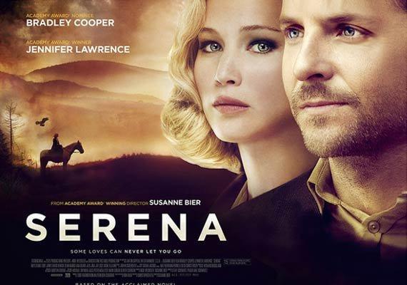 Serena: Büyük buhran günlerinde Kuzey Karolina'da geçen film, Jennifer Lawrence ve Bradley Cooper tarafından canlandırılan karakterlerin ilişkisini ele alıyor. Senaryosu Ron Rash'in aynı adlı romanından uyarlanan filmin yönetmen koltuğunda ise Susanne Bier bulunuyor.
