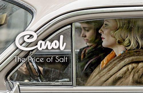 Carol: Todd Haynes'in yönettiği filmin başrollerinde Cate Blanchett ve Rooney Mara bulunuyor. Cannes Film Festivali'nde Altın Palmiye için yarışan filmin başrol oyuncusu Rooney Mara, festivalden en iyi kadın oyuncu ödülünü alarak döndüğünü de belirtelim.