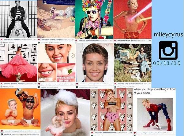 Umursamadı  Bir çok kişi bir zamanlar Miley'i takipten çıkarıyordu çünkü Miley'nin paylaştığı şeyleri saçma buluyorlardı. Oysa ki onun paylaştığı şeylerin hepsi fan yapımıydı. Miley görebildiği her fan editini hesabından paylaşmaya çalışıyordu. Ne kadar şikayet gelirse gelsin bunu yapmayı bırakmadı. Sizin yaptığınız bir editin favorinizin görüp paylaşması ne kadar güzel değil mi?