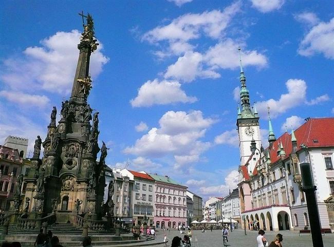 Olomouc, Çek Cumhuriyeti