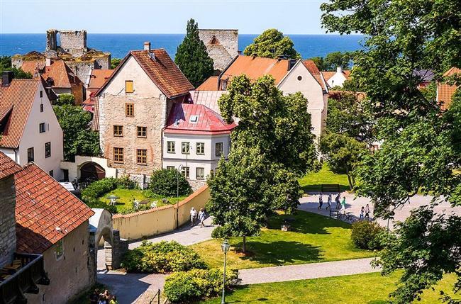 Visby, Gotland, İsveç