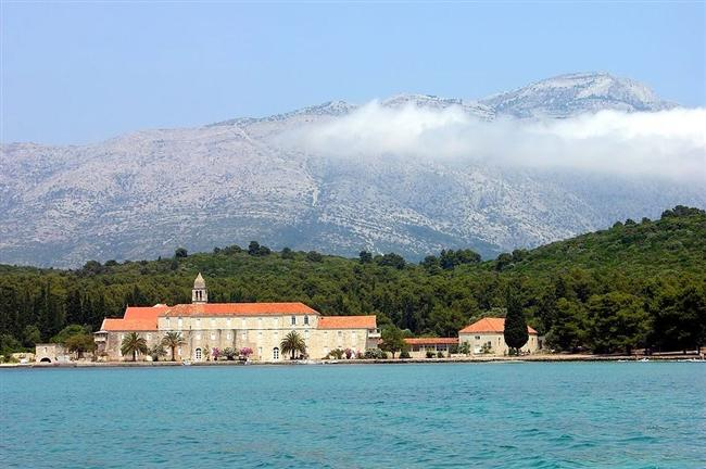 Badija Adası, Hırvatistan