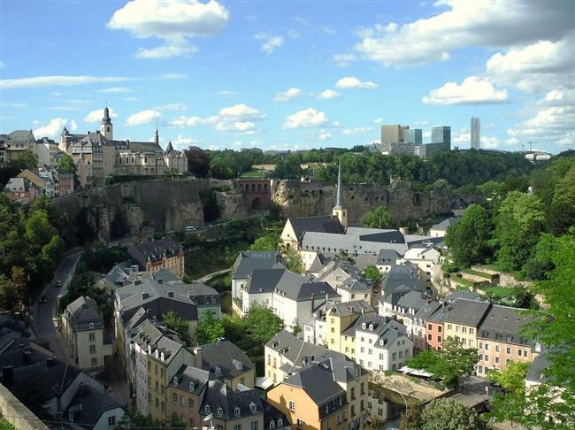 Lüksemburg City, Lüksemburg