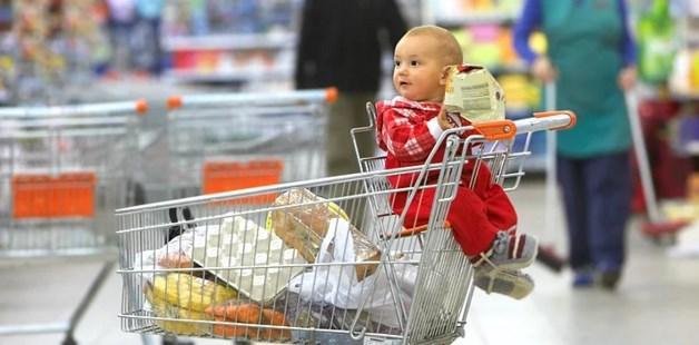Aile ile gidilen market alışverişleri  O arabanın içerisinde adeta bir F1 pilotu kesilirdik.