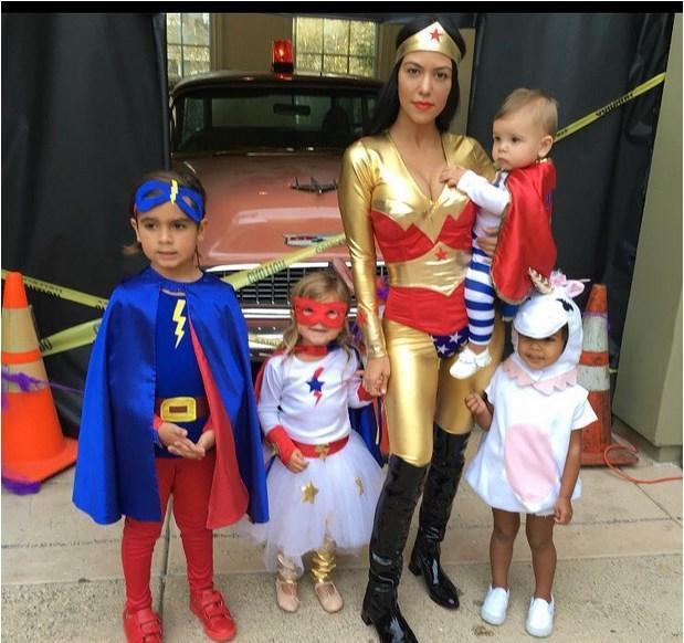 Kourtney Kardashian (ve çocukları)