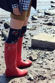 Sonbaharın Dizüstü Çorap Kombinleri - 12