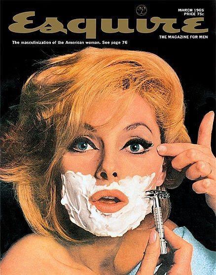 Kulaklarınıza inamayacaksınız ama dünyada yüzlerini tıraş eden kadınlar var ve bunun tek sebebi de istenmeyen tüyleri yok etmek değil.  Bu ünlü dergi kapağı 1965 yılında Amerika'da yayımlandı. Dergi kapağında o dönemin ünlülerinden Virna Lisi yer almıştı.  Derginin böyle bir kapakla çıkma nedeni ise, Amerikan kadınlarının erkekleşmesi üzerine dikkat çekmek içindi. Bugünlerde bu kapağı anımsatan görüntüler dünyanın birçok farklı yerindeki kadınlar arasında yayılıyor. Peki neden?