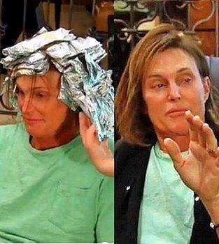 Saçlarını uzatmaya ve hatta onları boyatmaya başladı.  Metroseksüelliktir diyip geçtik.
