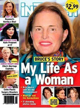 Yeni vücuduyla, kararlılığıyla, cesaretiyle ve sonsuz özgüveniyle Bruce'a hayatta başarılar diliyoruz.  Yıllardır içinde biriktirdiklerini nasıl yaşayacak, özel hayatıyla Jenner ve Kardashian kızlarına rakip olacak mı hafiften merak ediyoruz.
