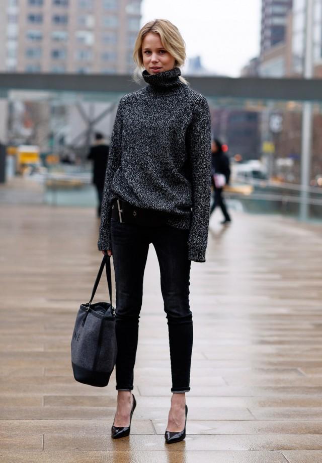 4- Modayı takip etmeyi bırakın! Zamansız bir stil en kabulü.