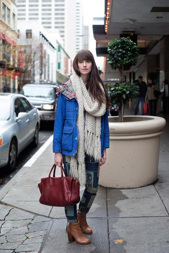 5- Şık giyinmek için aynanın karşısında zaman harcadığınızı belli etmeyin.