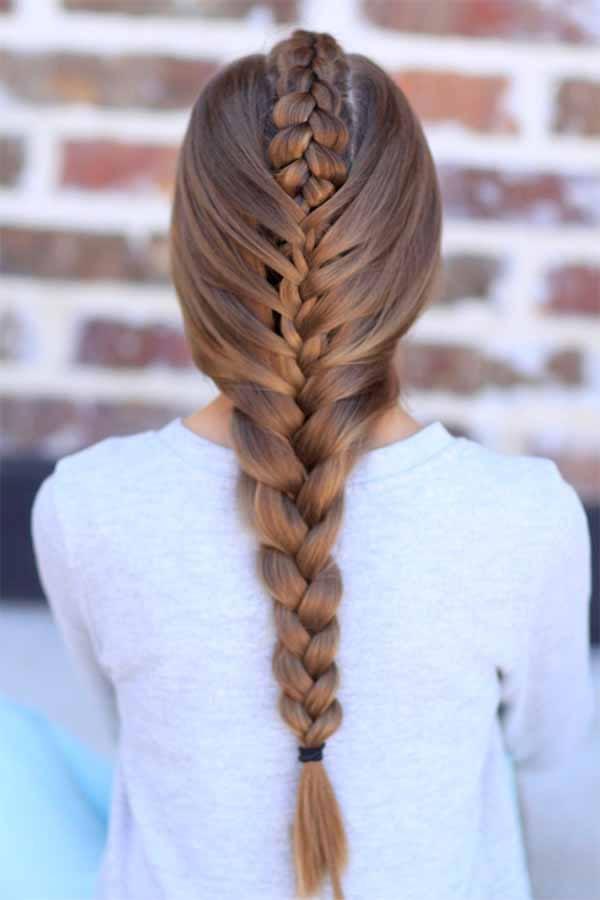 Sonbahar'da kıyafetlerinizin tamamlayıcısı olan saçlarda değişik tarzlar denemek istiyorsanız, sizin için hazırladığımız örgü saç modellerine bir göz atın!