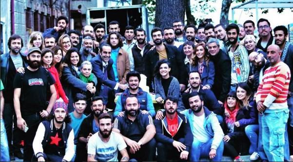 Burçin Terzioğlu  Foto: @frhtsirin Ekip candır🙏 herkese tesekkurler