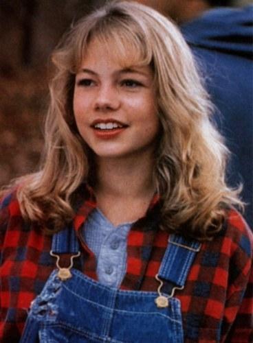 MICHELLE WILLIAMS  Michelle Williams da bir zamanlar ekranın genç yüzlerinden biriydi.