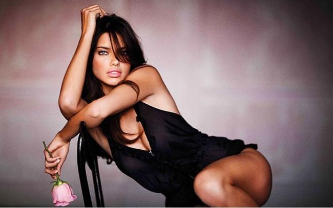 Adriana Lima  Dünyanın belki de en seksi ve güzel kadınının bu listede olması sizi şaşırtmış olabilir. Ancak Lima, 27 yaşında Marko Jaric ile evlenene kadar cinsellikle arasına mesafe koymayı başarmıştı.