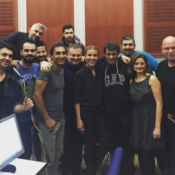 Gülben Ergen  📻🎶📻Şahane bir ekip @behzatgerceker @samsundemir #trtfm de #KalbimiKoydum şarkılarımızı söyledik. Emeği geçen herkese teşekkür ederim. @taskinsabah @oguzarinmis @emreduymazz @ozdenbora @dmccomtr 📻🎶🎶📻