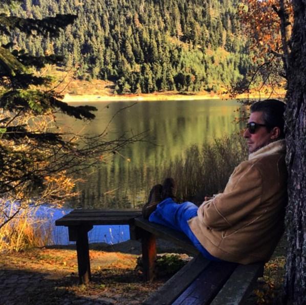 Erkan Petekkaya  mutlu hafta sonları dilerim . #yedigöller
