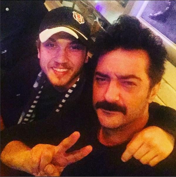 Celil Nalçakan  Büyük Beşiktaş'ın, güzel çocuklarıyız... @iynemliarasbulut