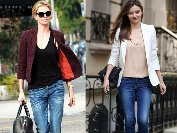 Tarz Bir Ceket:  Hem klasik hem de tarz bir look'a sahip ceket her zaman vazgeçilmeziniz olmalı.
