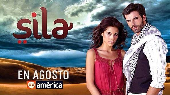 Sıla  Ortadoğu ve Balkanlardaki başarılarından sonra Güney Amerika'ya da satılan dizi özellikle Şili ve Peru'da zirveyi zorladı. Dizinin başrolündeki Cansu Dere yayınlandığı ülkelerde Hollywood yıldızları kadar popüler oldu.