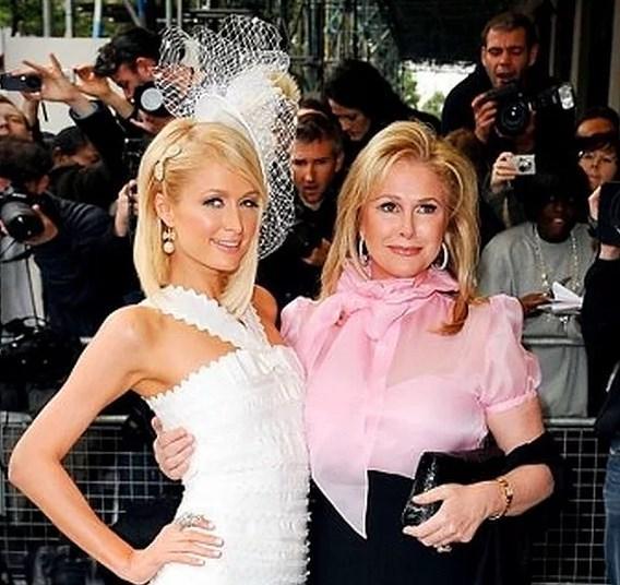 Paris Hilton ve Kathy Hilton