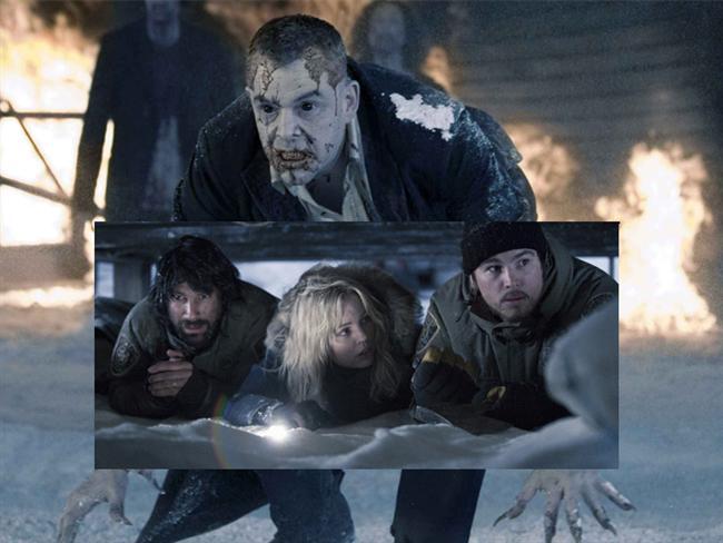 30 Days Of Night & 30 Gün Gece (2007) | IMDb: 6.6  Vampir hikayelerini sevenlere güzel bir haber kıvamında geliyor bu film. Özellikle yönetmeni tarafından telaffuz edilenlere bakılacak olursa oldukça iyi şeyler vaat ediyor. Amerika'nın kuzey tarafında yer alan Alaska Barrow kasabasında mevsim, her kış, bir ay boyunca sadece gece olarak yaşanır. Bu süreçte de tuhaf bir grup insan gizemli bir biçimde meydana çıkar ve çok sayıda insan onlar tarafından zarar görür. Hatta ölürler. Zamanla kasabadaki nüfus azalır. Bu tuhaf grup aslında vampirdir ve hayatta kalan insanlardan beslenmek zorundadırlar.