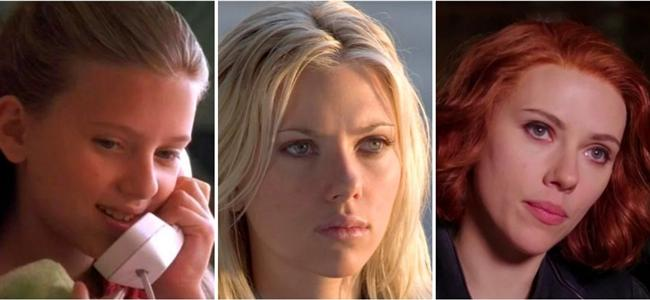 Scarlett Johansson (11-21-31)  Just Cause / The Island / The Avengers: Age of Ultron